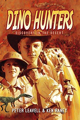 Peter's Dino Hunters